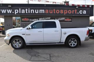 Used 2016 RAM 1500 Longhorn EPA-rated 21/29/24 mpg !! LOADED!! for sale in Saskatoon, SK