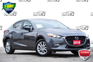 Used 2018 Mazda MAZDA3 GS | FWD | 2.0L I4 ENGINE | HEATED STEERING WHEEL & SEATS for sale in Kitchener, ON