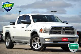 Used 2012 RAM 1500 Laramie LARAMIE | 5.7L V8 ENGINE | LEATHER INTERIOR for sale in Kitchener, ON