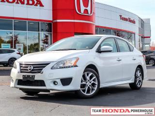 Used 2014 Nissan Sentra 1.8 S SR for sale in Milton, ON