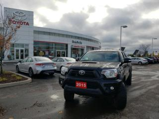 Used 2015 Toyota Tacoma V6 TRD SPORT - HARD TONNEAU COVER - TRAILER HITCH - SKID PLATE for sale in Stouffville, ON