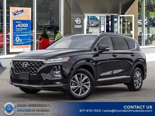 New 2020 Hyundai Santa Fe Preferred 2.4 for sale in Huntsville, ON