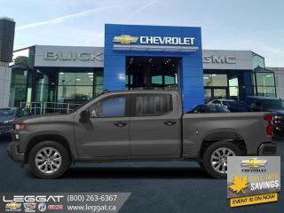 New 2021 Chevrolet Silverado 1500 Silverado Custom for sale in Burlington, ON