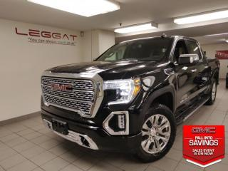 New 2021 GMC Sierra 1500 Denali -  - Air - Back Up Camera for sale in Burlington, ON