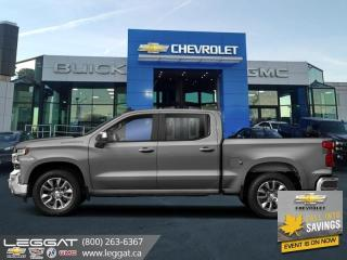 New 2021 Chevrolet Silverado 1500 RST - Sunroof - Leather Seats for sale in Burlington, ON