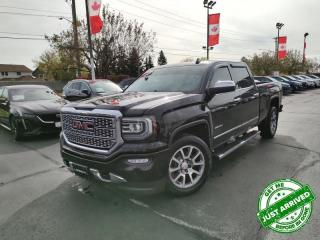 Used 2017 GMC Sierra 1500 Denali ONE OWNER! | CLEAN HISTORY! for sale in Burlington, ON