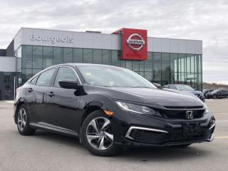 Used 2019 Honda Civic LX BLUETOOTH, REVERSE CAMERA for sale in Midland, ON