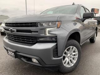 New 2021 Chevrolet Silverado 1500 RST 4WD Crew Cab for sale in Carleton Place, ON