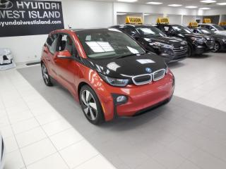 Used 2014 BMW i3 AUTO MAGS A/C BT CRUISE NAV CAMÉRA for sale in Dorval, QC