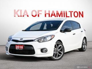 Used 2016 Kia Forte SX for sale in Hamilton, ON