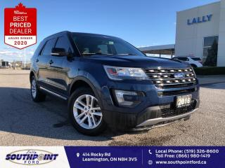 Used 2016 Ford Explorer XLT for sale in Leamington, ON