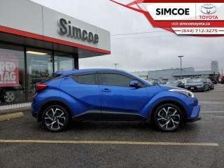 Used 2018 Toyota C-HR XLE Premium Package  - Heated Seats - $160 B/W for sale in Simcoe, ON
