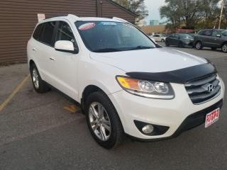 Used 2012 Hyundai Santa Fe LIMITED for sale in Mississauga, ON