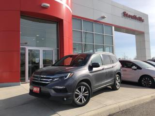Used 2017 Honda Pilot EX-L NAVI for sale in Whitchurch-Stouffville, ON
