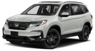 New 2021 Honda Pilot Black Edition for sale in Whitchurch-Stouffville, ON