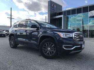 Used 2018 GMC Acadia SLT-1 AWD With Backup Camera for sale in Chatham, ON