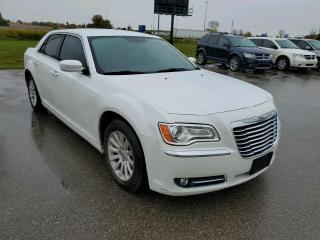 Used 2013 Chrysler 300 Touring Heated Seats, Dual Climate, Bluetooth!! for sale in Ingersoll, ON