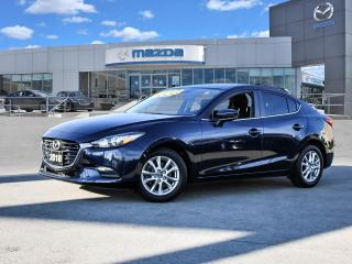 Used 2018 Mazda MAZDA3 GS SEDAN ONLY 42983 KMS!! for sale in Hamilton, ON