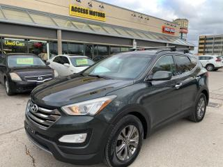 Used 2013 Hyundai Santa Fe AWD 4dr 2.0T Auto Premium for sale in North York, ON
