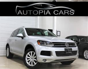Used 2011 Volkswagen Touareg TDI COMFORTLINE NAVIGATION REAR VIEW CAMERA for sale in North York, ON