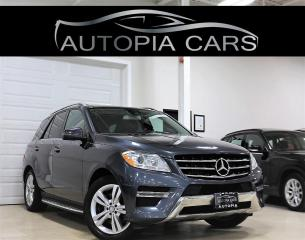 Used 2013 Mercedes-Benz ML-Class 4MATIC 4dr ML 350 BlueTEC for sale in North York, ON