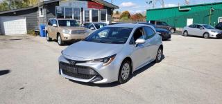 Used 2019 Toyota Corolla Hatchback L CVT for sale in Burlington, ON