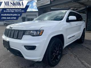 New 2021 Jeep Grand Cherokee Altitude  - Leather Seats for sale in Bracebridge, ON