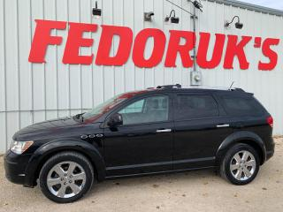 Used 2010 Dodge Journey R/T for sale in Headingley, MB