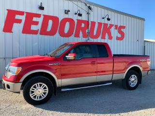 Used 2009 Ford F-150 Lariat for sale in Headingley, MB