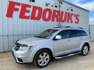 Used 2012 Dodge Journey R/T for sale in Headingley, MB