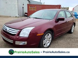 Used 2007 Ford Fusion SEL for sale in Moose Jaw, SK