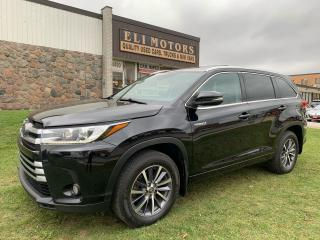 Used 2017 Toyota Highlander Hybrid XLE NAVIGATION  REAR VIEW CAMERA for sale in North York, ON