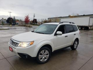 Used 2011 Subaru Forester X, AWD, Auto, 3 Years Warranty Available for sale in Toronto, ON