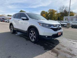 Used 2019 Honda CR-V EX-L 4dr AWD Sport Utility for sale in Brantford, ON
