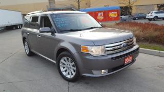 Used 2009 Ford Flex 7 Pass, Only 82,000 km, 3/Y Warranty Available for sale in Toronto, ON