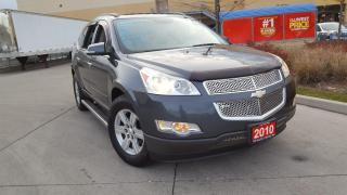 Used 2010 Chevrolet Traverse AWD, 7 Pass, Low KM, Warranty Availabl for sale in Toronto, ON