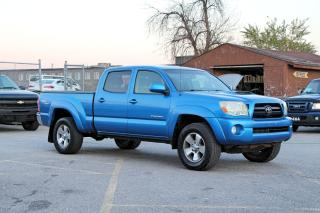 Used 2007 Toyota Tacoma Double Cab 4X4 Long Bed for sale in Brampton, ON
