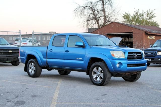 2007 Toyota Tacoma Double Cab 4X4 Long Bed