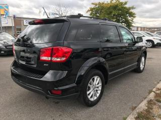 Used 2014 Dodge Journey SXT,B/U CAMERA,SAFETY+3YEARS WARRANTY INCLUDED for sale in Toronto, ON
