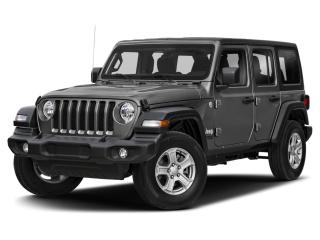 New 2021 Jeep Wrangler RUBICON UNLIMITED 4x4 for sale in Milton, ON
