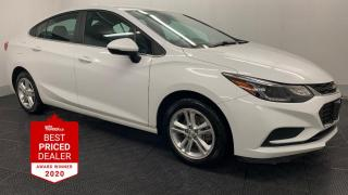 Used 2017 Chevrolet Cruze LT *CARPLAY - REAR CAMERA - HEATED SEATS* for sale in Winnipeg, MB