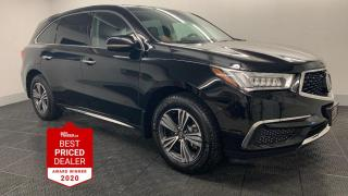 Used 2017 Acura MDX SH-AWD ***SALE PENDING*** for sale in Winnipeg, MB
