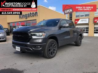 Used 2020 RAM 1500 Sport/Rebel   4X4   Crew CAB   Fully Loaded for sale in Kingston, ON
