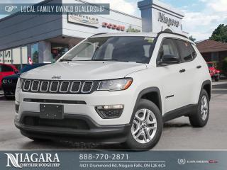 New 2021 Jeep Compass Sport for sale in Niagara Falls, ON