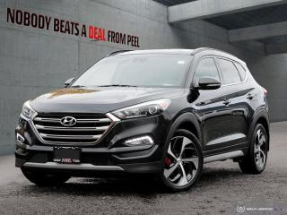 Used 2017 Hyundai Tucson AWD 4DR 1.6L ULTIMATE for sale in Mississauga, ON