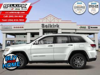 Used 2018 Jeep Grand Cherokee Limited - Leather Seats for sale in Selkirk, MB