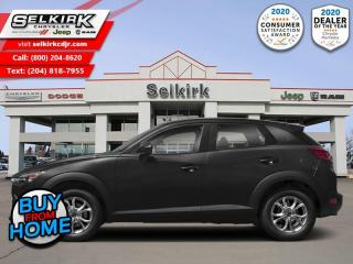 Used 2019 Mazda CX-3 GX AT AWD - Apple Carplay -  Android Auto for sale in Selkirk, MB