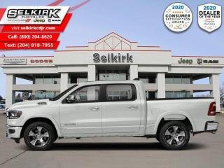 New 2021 RAM 1500 Laramie - HEMI V8 - Night Edition for sale in Selkirk, MB