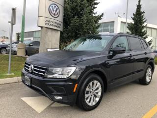 Used 2018 Volkswagen Tiguan Trendline 4Motion for sale in Surrey, BC