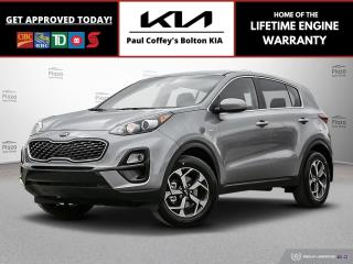 New 2021 Kia Sportage LX for sale in Bolton, ON